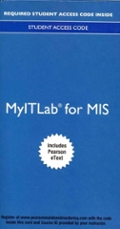 MyItlab for MIS with Pearson eText --  Access Card -- for Using MIS