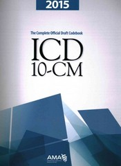 ICD-10-CM 2015 1st Edition 9781622020751 1622020758