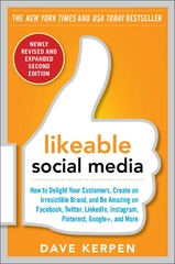 Likeable Social Media, Revised and Expanded 2nd Edition 9780071836326 0071836322