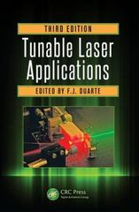 Tunable Laser Applications, Third Edition 3rd Edition 9781482261066 1482261065