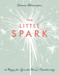 The Little Spark30 Ways to Ignite Your Creativity 1st Edition 9781607059615 1607059614