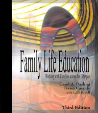 Family Life Education 3rd Edition 9781478622925 147862292X