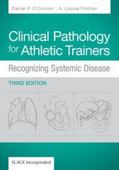 Clinical Pathology for Athletic Trainers 3rd Edition 9781617110917 1617110914