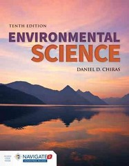 Environmental Science 10th Edition 9781284057065 1284057062