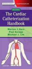 Cardiac Catheterization Handbook 6th Edition 9780323340397 0323340393