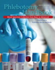Phlebotomy Handbook 9th Edition 9780133144567 0133144569