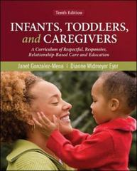 Infants, Toddlers, and Caregivers 10th Edition 9780078110344 0078110343