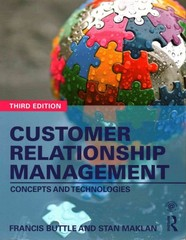 Customer Relationship Management 3rd Edition 9781138789838 1138789836