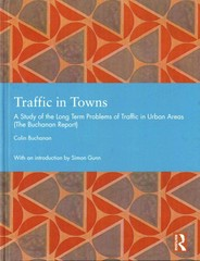 Traffic in Towns 1st Edition 9781138775992 1138775991