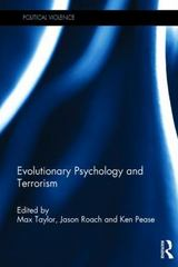 Evolutionary Psychology and Terrorism 1st Edition 9781317678359 1317678354