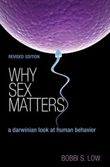 Why Sex Matters 1st Edition 9780691163888 069116388X