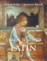 Learn to Read Latin, Second Edition 2nd Edition 9780300194951 0300194951