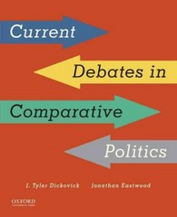 Current Debates in Comparative Politics 1st Edition 9780199341351 0199341354