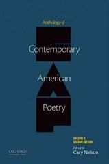 Anthology of Contemporary American Poetry 2nd Edition 9780199920730 0199920737