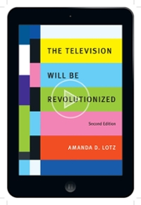 The Television Will Be Revolutionized 2nd Edition 9781479865253 1479865257