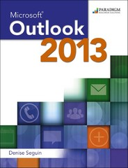 Microsoft Outlook 2013 1st Edition 9780763852436 0763852430