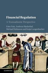 Financial Regulation 1st Edition 9781107084261 1107084261
