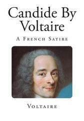 Candide by Voltaire 1st Edition 9781499128482 1499128487