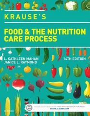 Krause's Food & the Nutrition Care Process 14th Edition 9780323340755 032334075X