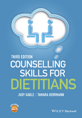 Counselling Skills for Dietitians 3rd Edition 9781118943793 1118943791