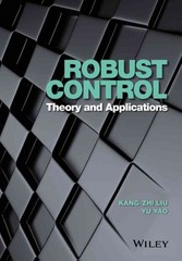 Robust Control 1st Edition 9781118754412 1118754417