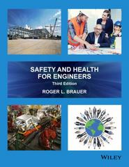 Safety and Health for Engineers 3rd Edition 9781118959459 1118959450