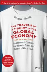 The Travels of a T-Shirt in the Global Economy 2nd Edition 9781118950142 1118950143