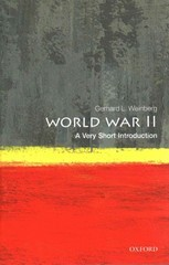 World War II: A Very Short Introduction 1st Edition 9780199688777 019968877X