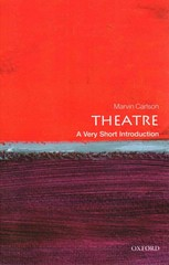 Theatre: A Very Short Introduction 1st Edition 9780199669820 0199669821