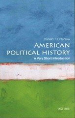 American Political History: A Very Short Introduction 1st Edition 9780199340064 0199340064