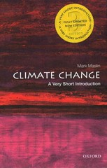 Climate Change: A Very Short Introduction 3rd Edition 9780191029110 0191029114