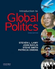 Introduction to Global Politics 3rd Edition 9780199393886 0199393885