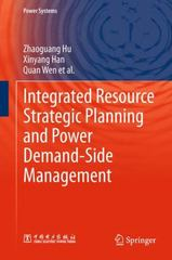 Integrated Resource Strategic Planning and Power Demand-Side Management 1st Edition 9783642448225 3642448224