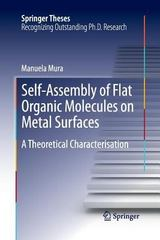 Self-Assembly of Flat Organic Molecules on Metal Surfaces 1st Edition 9783642432446 3642432441