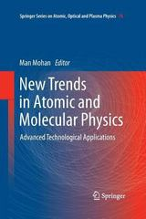 New Trends in Atomic and Molecular Physics 1st Edition 9783642433207 3642433200