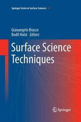 Surface Science Techniques 1st Edition 9783642429620 3642429629