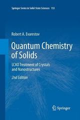 Quantum Chemistry of Solids 2nd Edition 9783642430411 3642430414