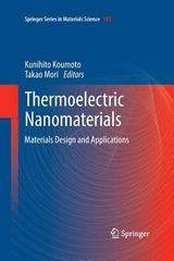 Thermoelectric Nanomaterials 1st Edition 9783642443107 3642443109