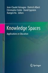 Knowledge Spaces 1st Edition 9783642434419 364243441X
