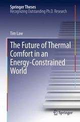 The Future of Thermal Comfort in an Energy- Constrained World 1st Edition 9783319033334 3319033336