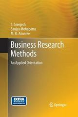 Business Research Methods 1st Edition 9783319032764 3319032763