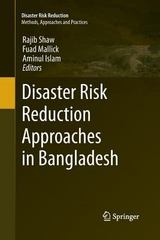 Disaster Risk Reduction Approaches in Bangladesh 1st Edition 9784431546917 443154691X