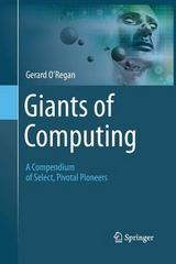 Giants of Computing 1st Edition 9781447162261 1447162269