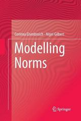 Modelling Norms 1st Edition 9789401785143 9401785147