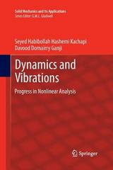 Dynamics and Vibrations 1st Edition 9789400794528 9400794525