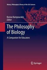 The Philosophy of Biology 1st Edition 9789400796072 9400796072