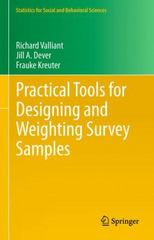 Practical Tools for Designing and Weighting Survey Samples 1st Edition 9781489993816 1489993819