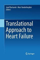 Translational Approach to Heart Failure 1st Edition 9781493901937 1493901931