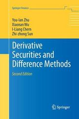 Derivative Securities and Difference Methods 2nd Edition 9781489990938 1489990933