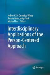 Interdisciplinary Applications of the Person-Centered Approach 1st Edition 9781489998002 1489998004